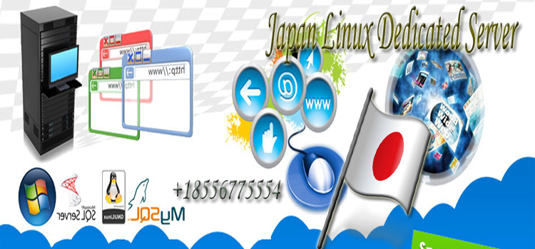 Japan Linux Dedicated Server
